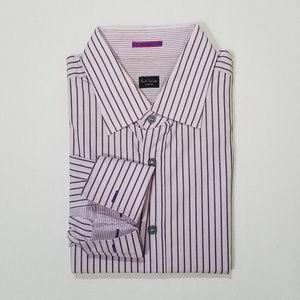 Paul Smith London French Cuff Dress Shirt 17/43